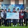 นักศึกษาภาควิชาคอมพิวเตอร์นายชวัลวิทย์ ปัญญาวัฒโนได้รับรางวัล ชนะเลิศ อันดับ 2 การแข่งขันเข้าสายสัญญาณ Cabling Contest 2019